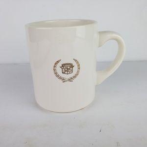 Vintage Cadillac Dealer Coffee Mug